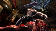 Splatterhouse: Screenshot aus der Arcade-Action
