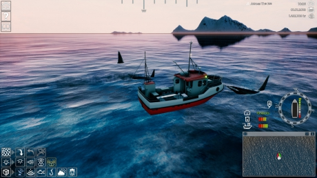 Fishing: Barents Sea: Screenshots aus der Early Access (Vor Release)