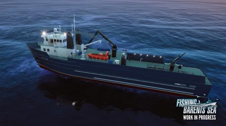 Fishing: Barents Sea: King Crab DLC