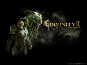Divinity 2: Ego Draconis: Wallpaper aus dem Divinity 2 Fansite-Kit