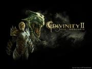 Divinity 2: Ego Draconis: Wallpaper aus dem Divinity 2 Fansite-Kit