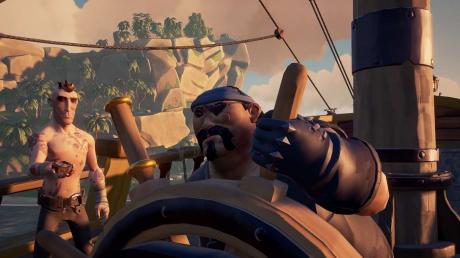 Sea of Thieves: Screen zum Spiel Sea of Thieves.
