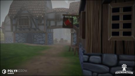 Foundation: Screen zum Spiel Foundation.