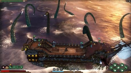 Abandon Ship: Screen zum Spiel.