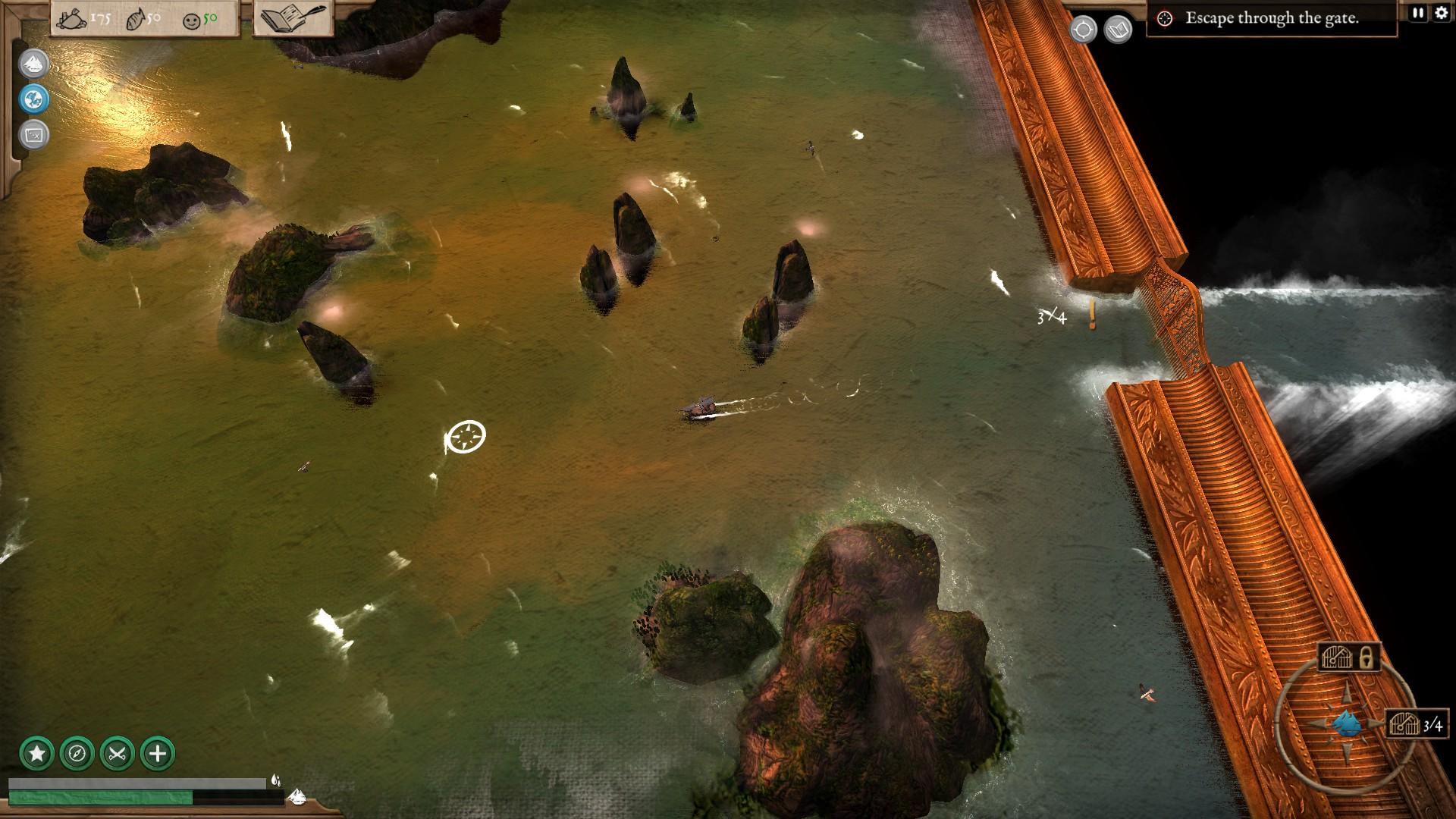 Abandon Ship: Screenshots aus dem Spiel