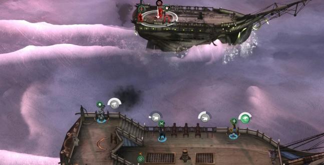 PC Vorschau - Abandon Ship Das etwas andere Piratenspiel mit interessanten Gameplay und netter Story.