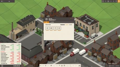 Rise of Industry: Screen zum Spiel.
