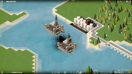 Rise of Industry: Screenshots aus dem Spiel