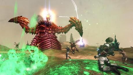 Defiance 2050: Screen zum Spiel Defiance 2050.
