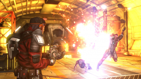 Defiance 2050: Screen zum Spiel.