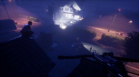 The Blackout Club: Screen zum Spiel The Blackout Club.