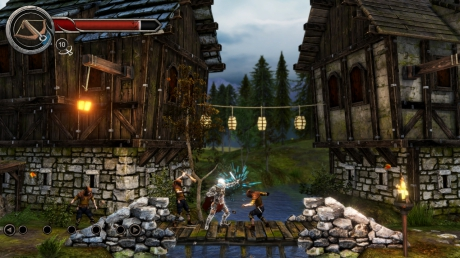 Castle of Heart: Screen zum Castle of Heart.