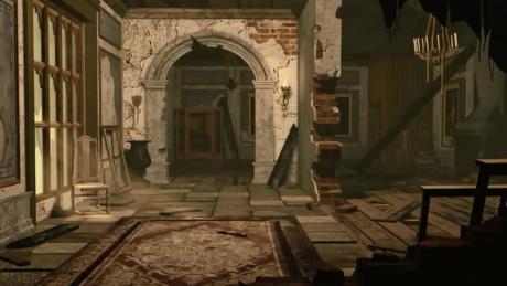Black Mirror 1: Screen zum Spiel.