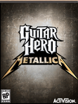 Logo for Guitar Hero: Metallica