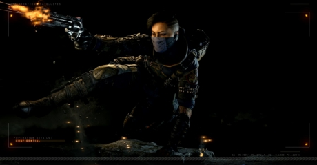 Call of Duty: Black Ops 4: Enthüllungsevent-Screenshot