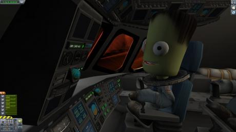 Kerbal Space Program: Making History: Screenshots aus dem Spiel