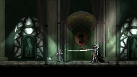 Dark Devotion: Screen zum Spiel.