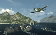 Battlestations: Pacific: Map Volcano.
