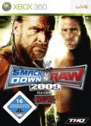 Logo for WWE Smackdown vs. Raw 2009