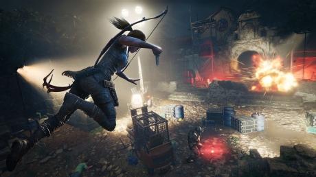 Shadow of the Tomb Raider - Lara auch im neuen Teil ohne ihre Zwillingspistolen