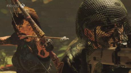 Shadow of the Tomb Raider - Neues Gameplay-Video im Rahmen der E3 Microsoft Pressekonferenz veröffentlicht