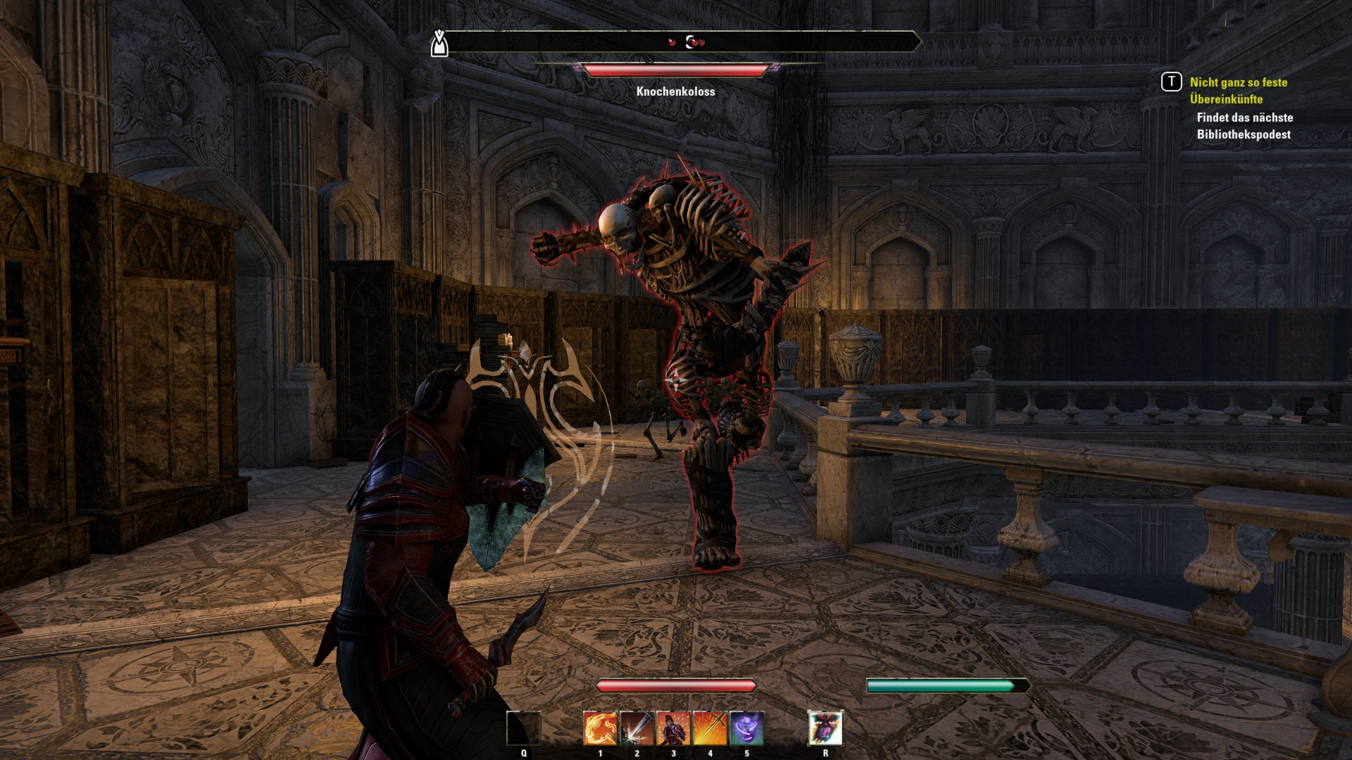 Test Zum Spiel The Elder Scrolls Online Summerset Pc Test In