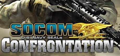 Logo for Socom: Confrontation