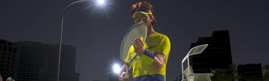 AO International Tennis - Eine wahre Konkurrenz zu Virtua Tennis 4?