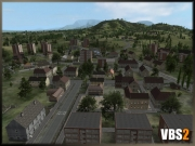 Virtual Battlespace 2: Terrain Screenshots aus Virtual Battlespace 2
