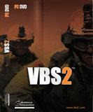Logo for Virtual Battlespace 2