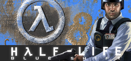 Logo for Half-Life: Blue Shift