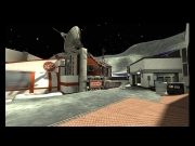Team Fortress 2: Screen aus der Map Capture Point Artpass.