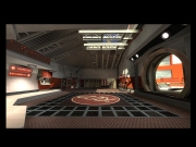 Team Fortress 2: Screen aus der Map Capture Point Artpass.