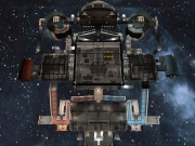 Team Fortress 2: Screen aus der Map Capture Point Starship.