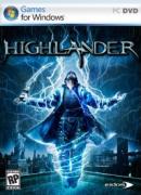 Logo for Highlander