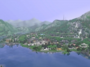 Die Sims 3: Sims 3 - Hidden Springs Beach - Screen