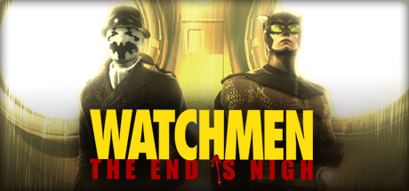 Logo for Watchmen: The End is Nigh
