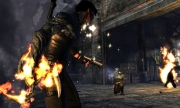 Dark Sector: PC Screen.