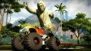 Just Cause 2: Screenshot zum kostenlosen Monstertruck-DLC