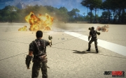 Just Cause 2: Screenshot aus der Multiplayer-Mod