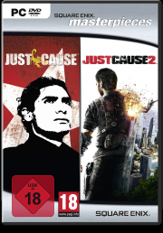 Just Cause 2: Game Cover