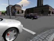 Fahr-Simulator 2009: Screenshot aus dem Fahr-Simulator 2009