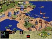Age of Empires: Eine Schlacht zu Wasser und zu Lande.