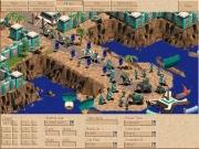 Age of Empires: Im Karteneditor von Age of Empires kann der Spieler Szenarien und Kampagnen erstellen und sich seine Map so erstellen, wie er möchte.