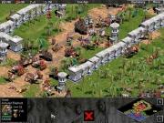 Age of Empires: The Rise of Rome: Elephanten sind im Anmarsch und schon brennen die ersten Türme.