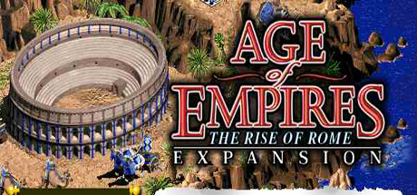Logo for Age of Empires: The Rise of Rome