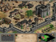 Age of Empires II: The Age of Kings: Eine kleine mittelalterliche Festung der Franken