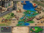 Age of Empires II: The Age of Kings: Eine Schlacht am Fluß