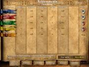 Age of Empires II: The Age of Kings: Die Statistik von dir und von deinen Gegnern wird am Ende angezeigt.