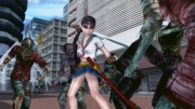 Onechanbara: Bikini Zombie Killers: Screenshot aus Onechanbara: Bikini Zombie Killers